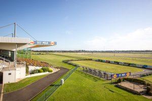 Warrnambool Racing Club Mounting Yard
