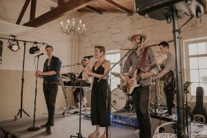 The Moloney Room Wedding Band
