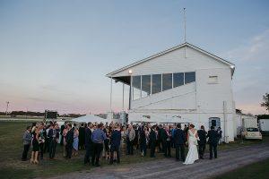 Warrnambool Racing Club Grandstand